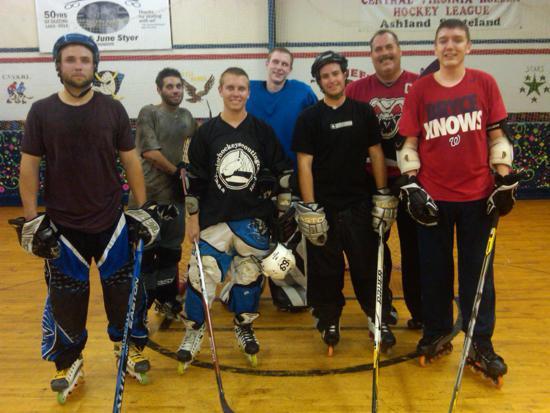 Richmond Roller Hockey League