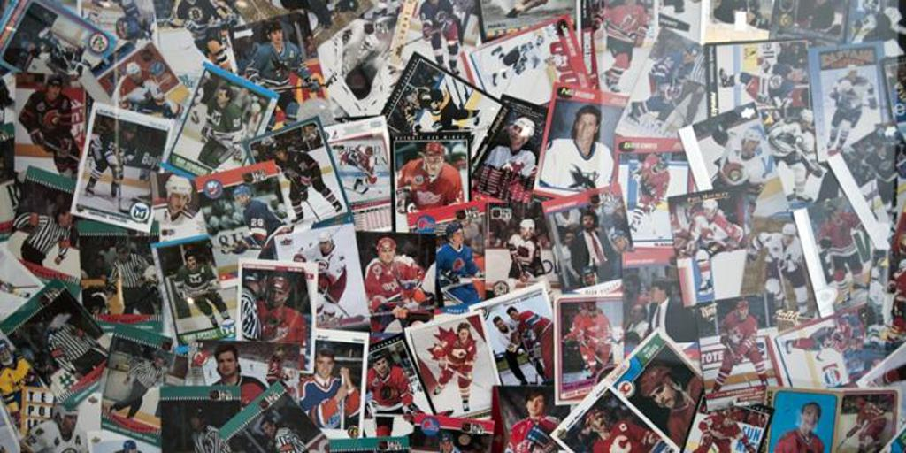 Image result for hockey card pictures