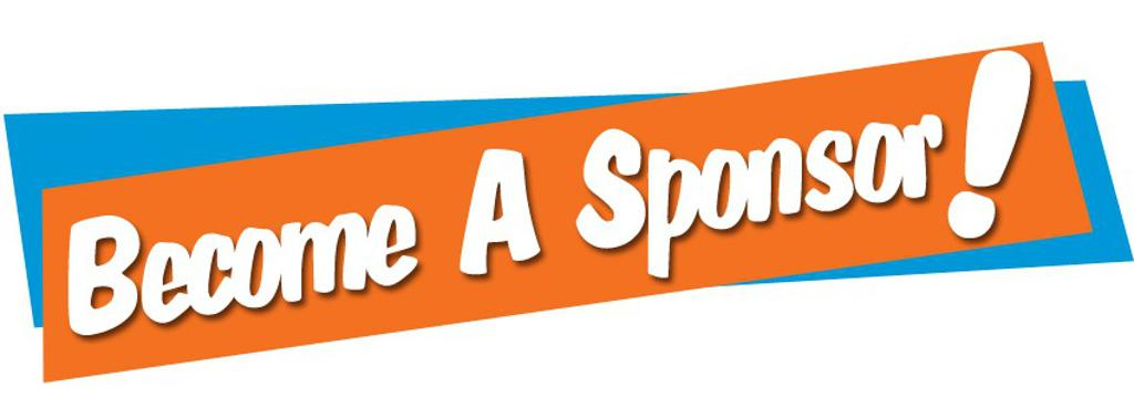 Click this button to become a Sponsor with our online form