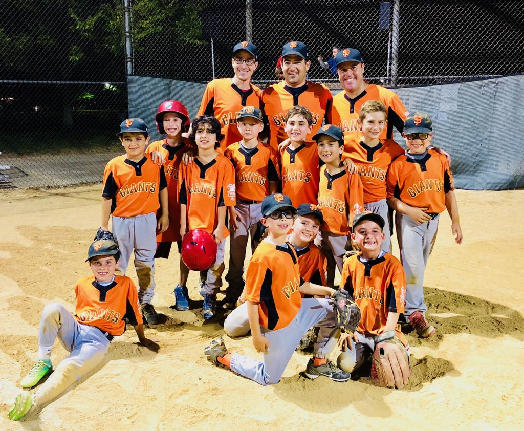 Giants - 2018 Mustang Summer Champs