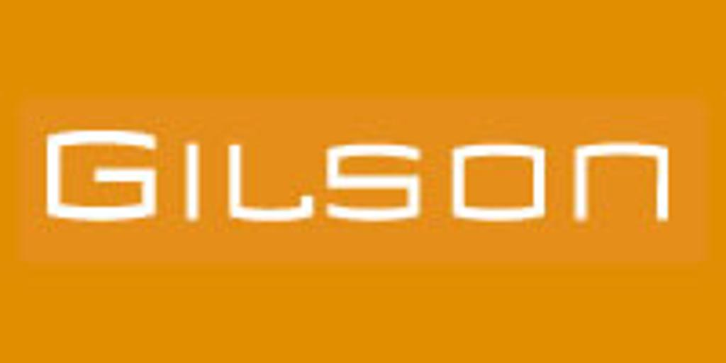 Orange Sponsor Gilson Graphics