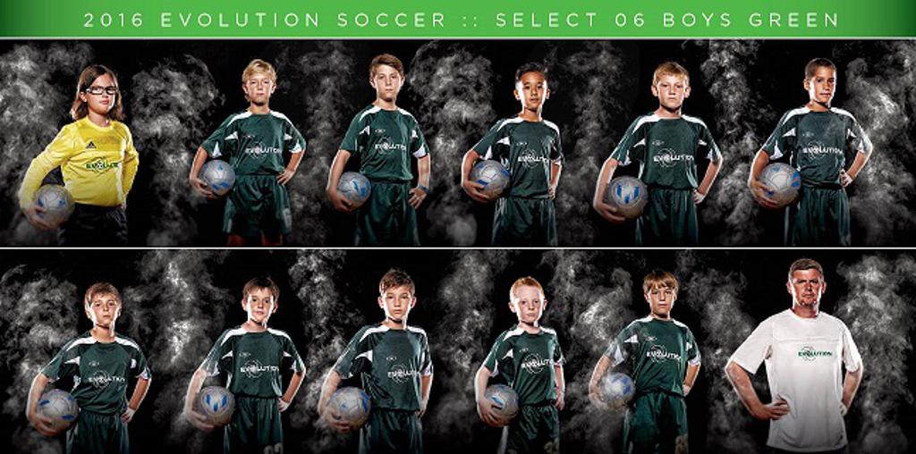Evolution 06 Boys Green (Donnelly), 2016 Hurst Turkeyshoot Finalists