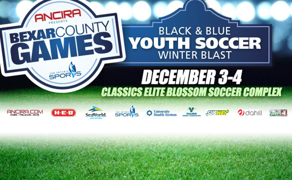 Winter Soccer Blast