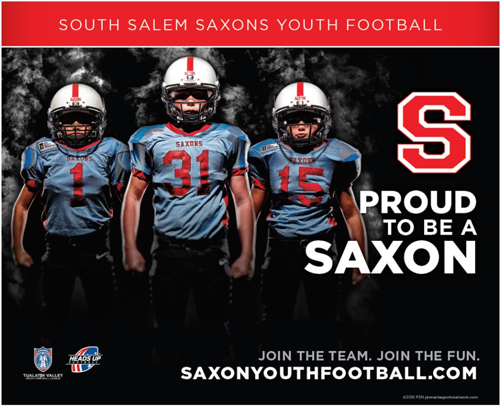 Saxon Youth Football - TVYFL
