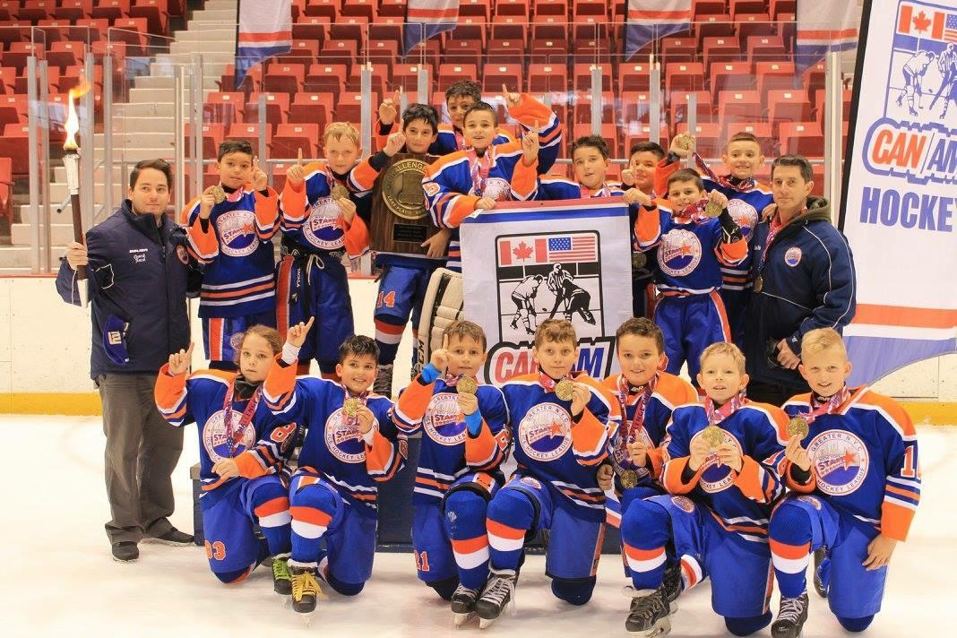 Ny Stars Squirts Win Can Am Tournament Gold In Lake Placid