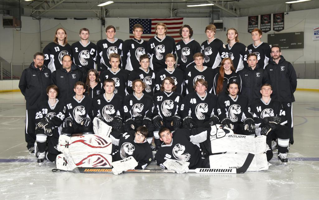 2016-2017 Germantown Ice Bears Varsity