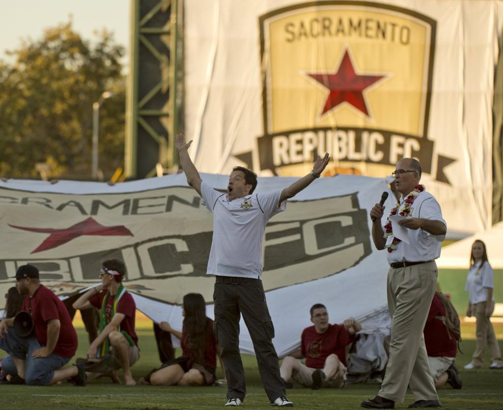 Sacramento Soccer DAy