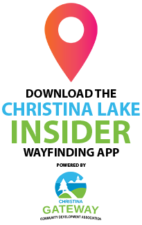 Download the Christina Lake Insider App