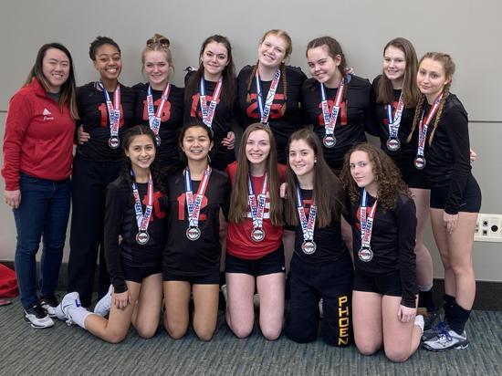Phoenix Volleyball Club Nj