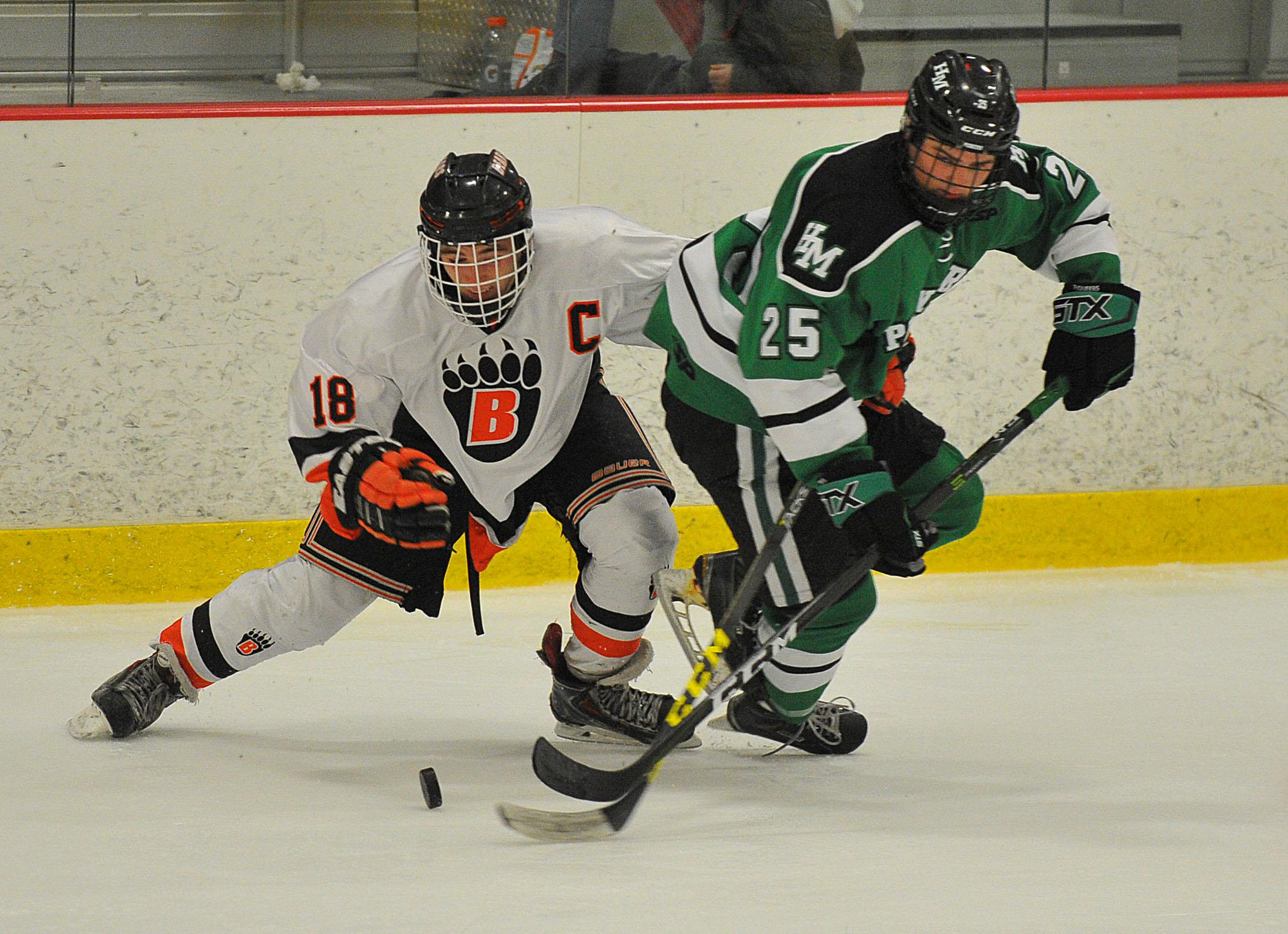 MN H.S.: Defense Prevails As Hill-Murray And White Bear Lake Tie