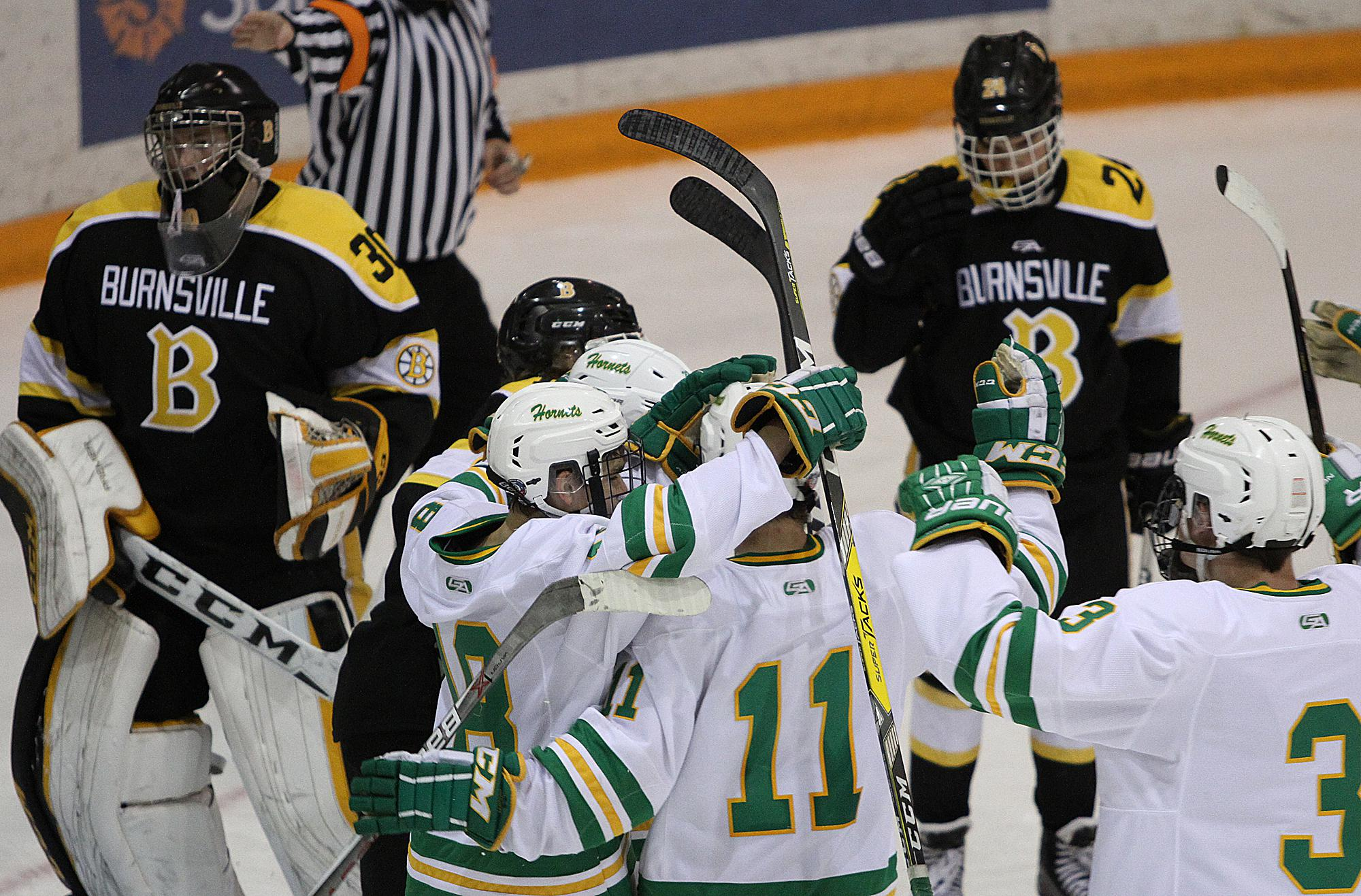MN H.S.: Edina Rolls Over Burnsville To Reach Schwan Cup Gold Division Semifinals