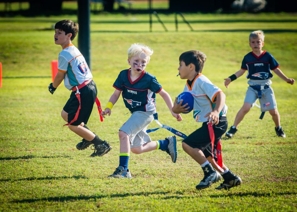 boys flag football cleats