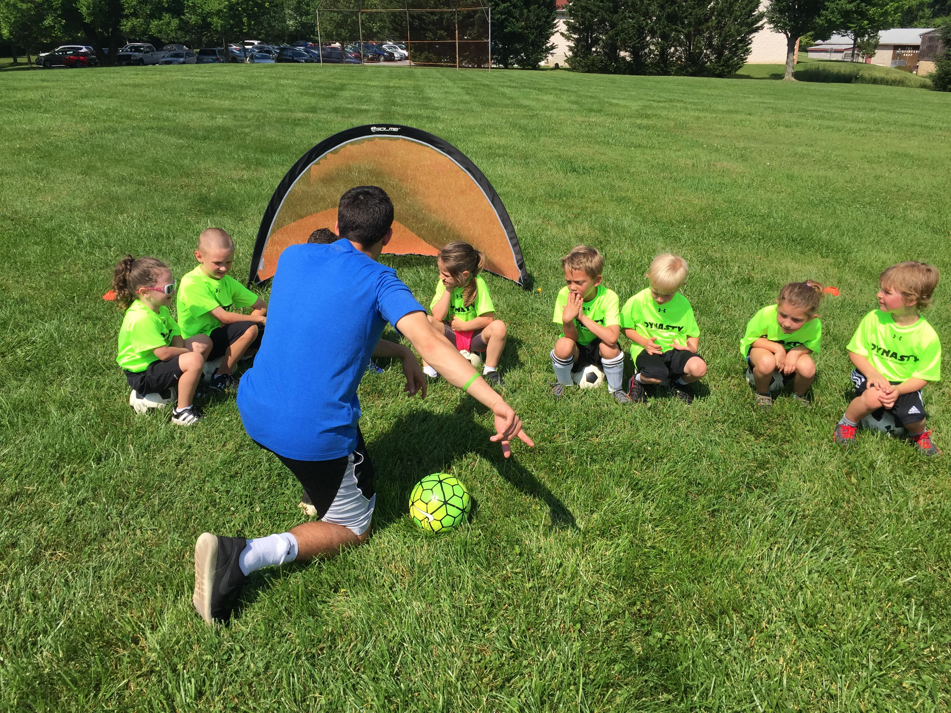 Register Now for Winter soccer programs!