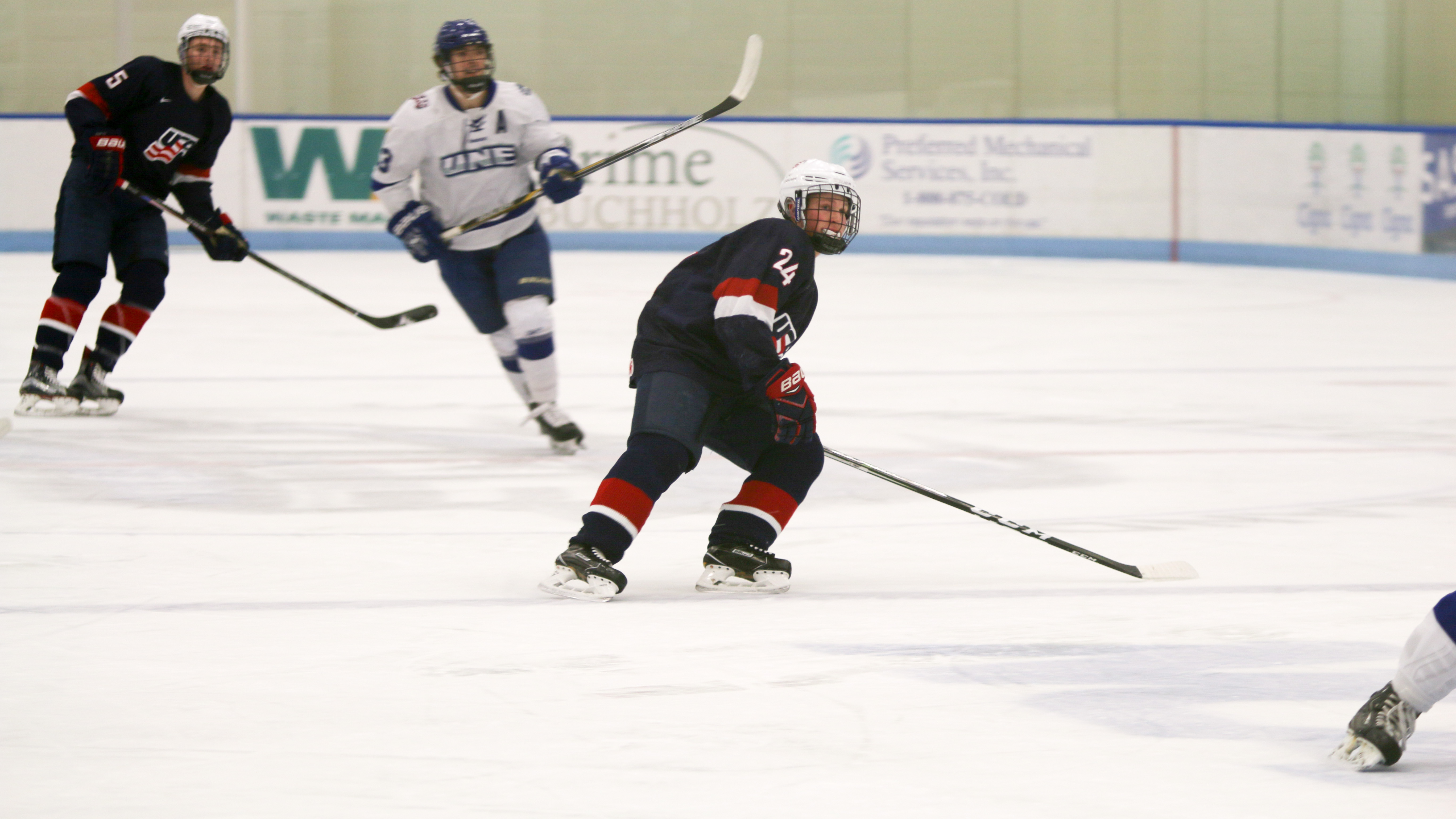 USA Hockey National Team Development Program Sean Dhooghe