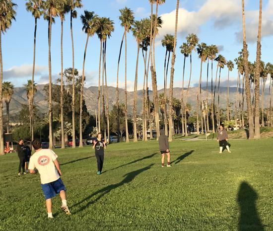 Santa Barbara Youth Rugby