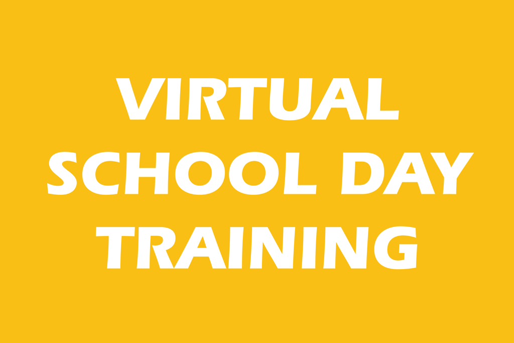 Virtual School Day Training