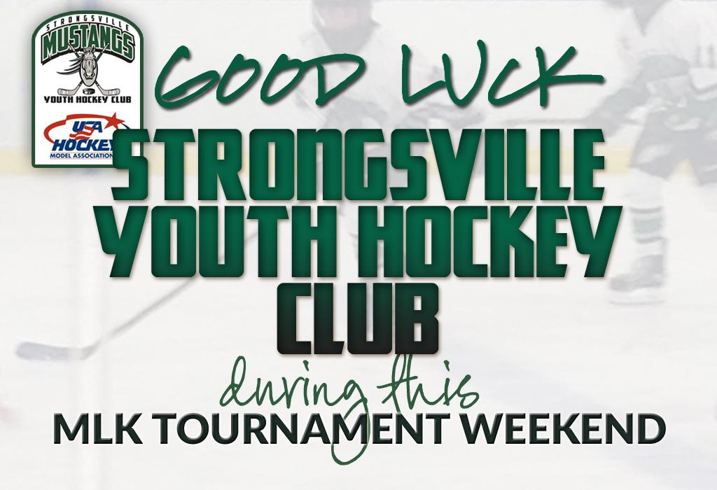 Good Luck to SYHC this Tournament Weekend!