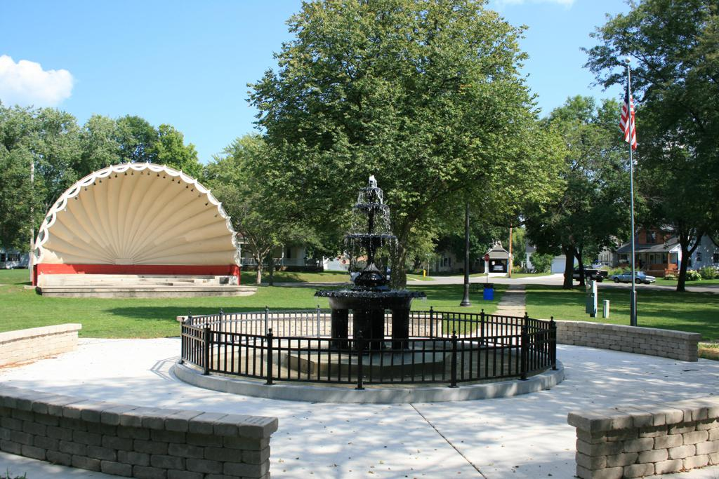 Barrie Band Shell