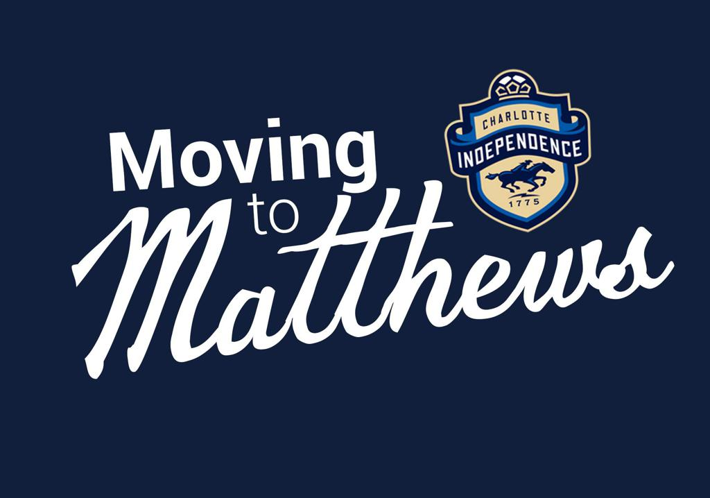 Moving to Matthews logo
