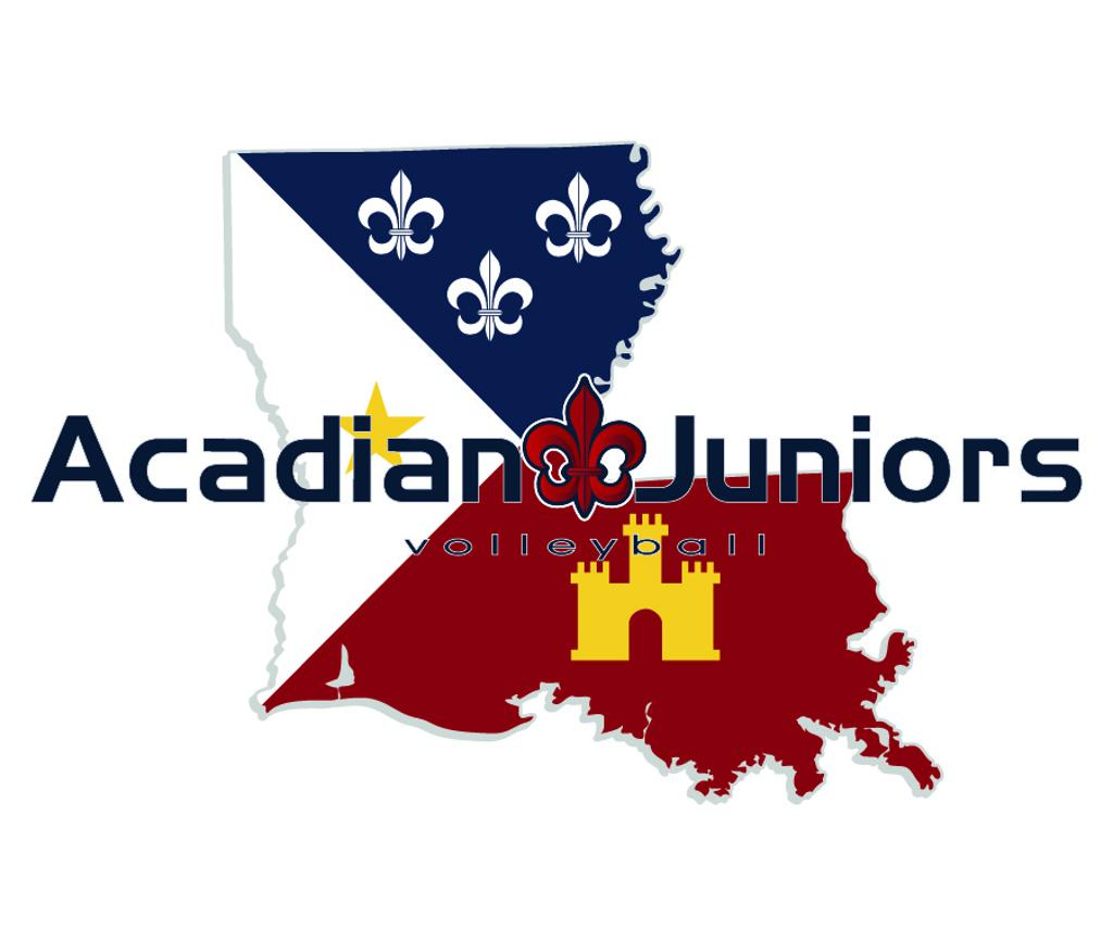 Acadian Juniors Volleyball - Lafayette