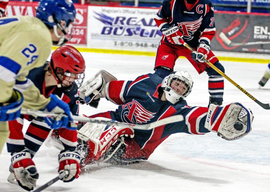 Robbinsdale Armstrong Cooper S Big Third Period Sinks Academy Of