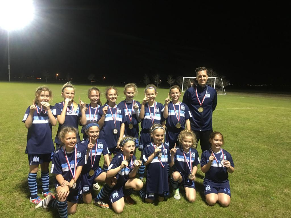 06 Girls Sterling - Austin Texans Winter Warm-Up U11 Gold Champions