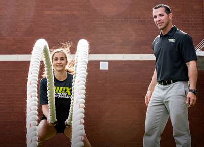 Accelerated Therapy at Apex Athletic Performance