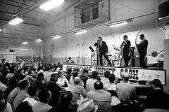 Johnny at Folsom Prison Concert