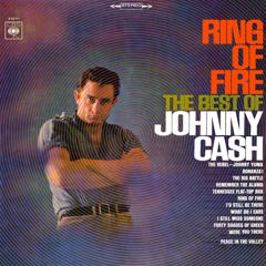 Ring of Fire Best of Johnny Cash Album
