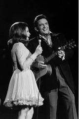 Johnny and June Singing