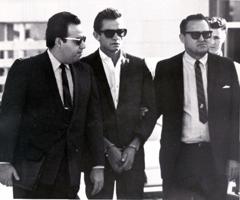 Johnny Released after Posting Bond