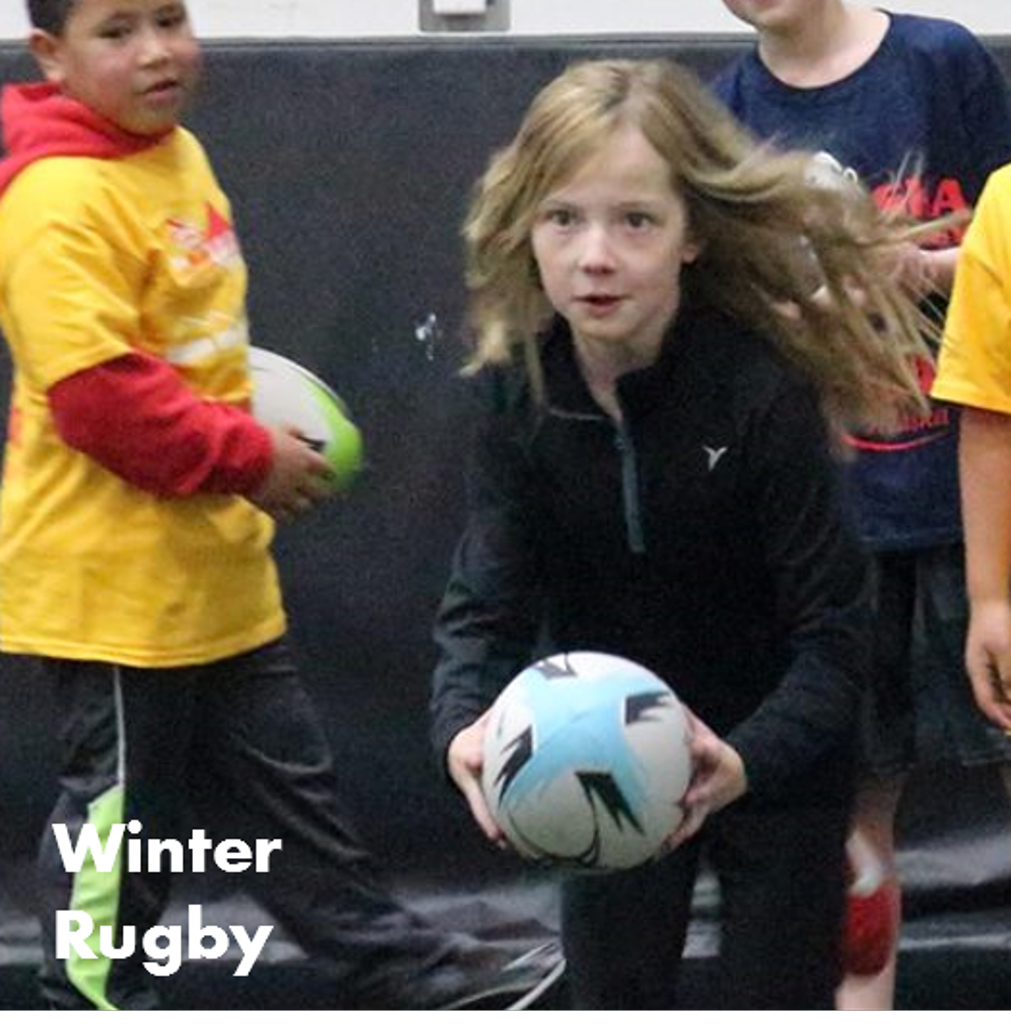 Winter Touch Rugby
