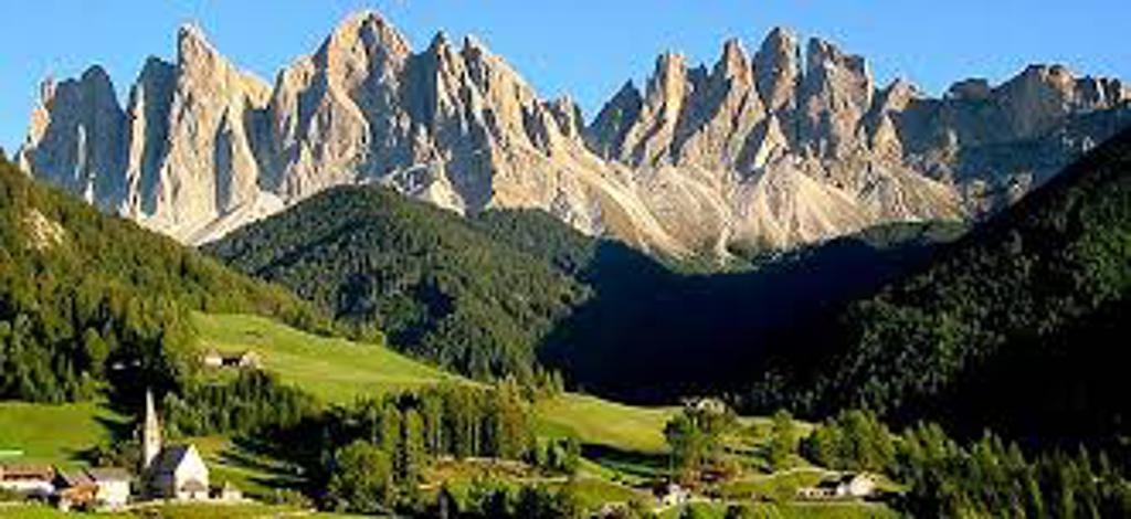 Rosengarten/Dolomites