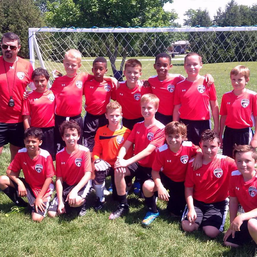 Boys 2006 - Coach Giano