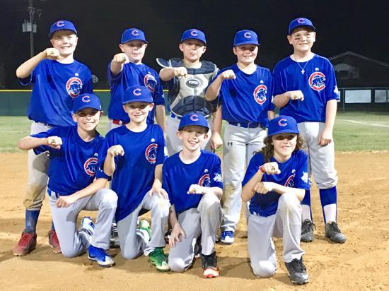 Baseball 12u