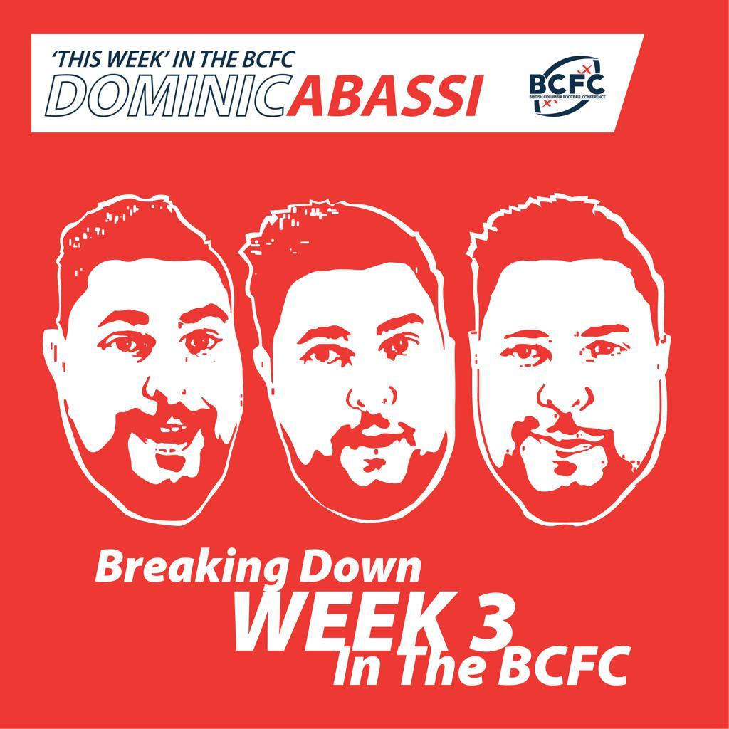 'This Week' In The BCFC Weekly Breakdown!