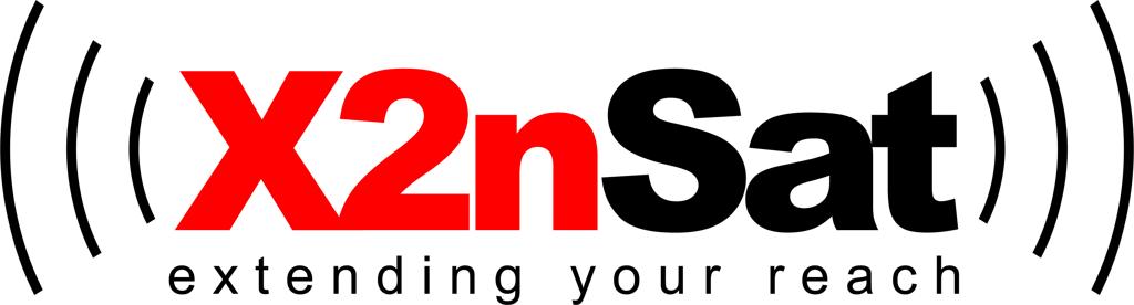 X2nSat Logo