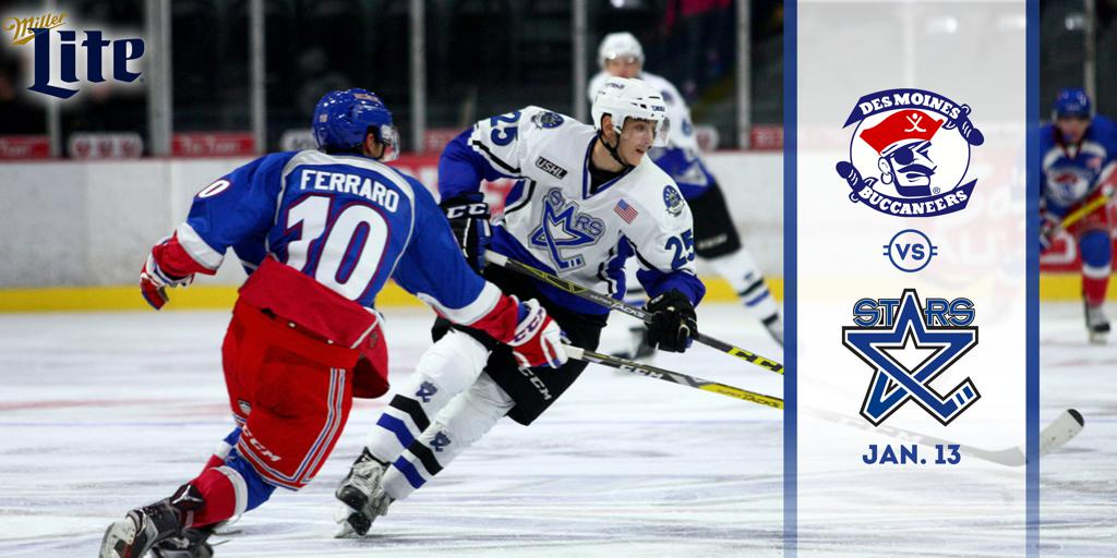 Game Preview Game 32 Vs Des Moines Buccaneers