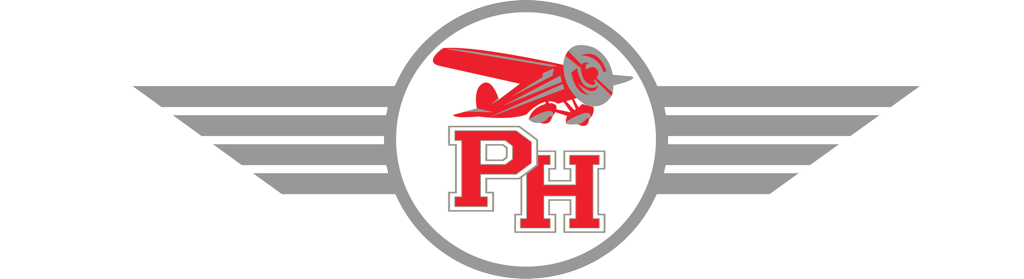 Pine Hollow Middle School Athletics Logo
