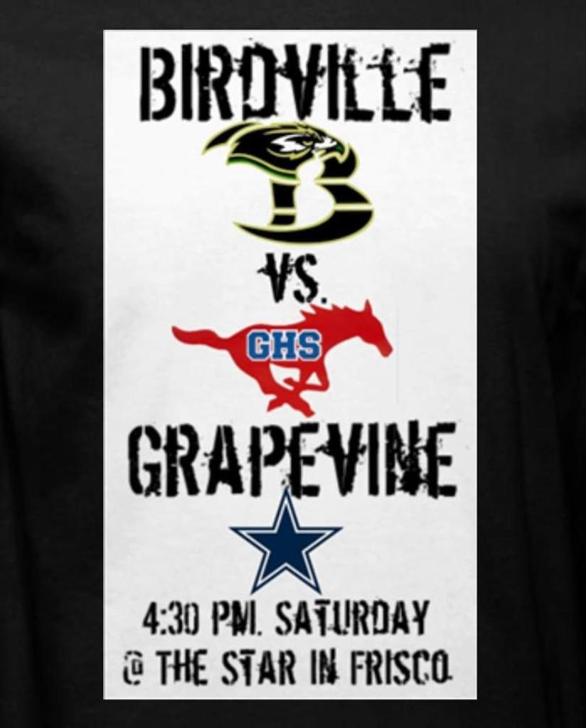 Round 3 Playoff game vs Grapevine