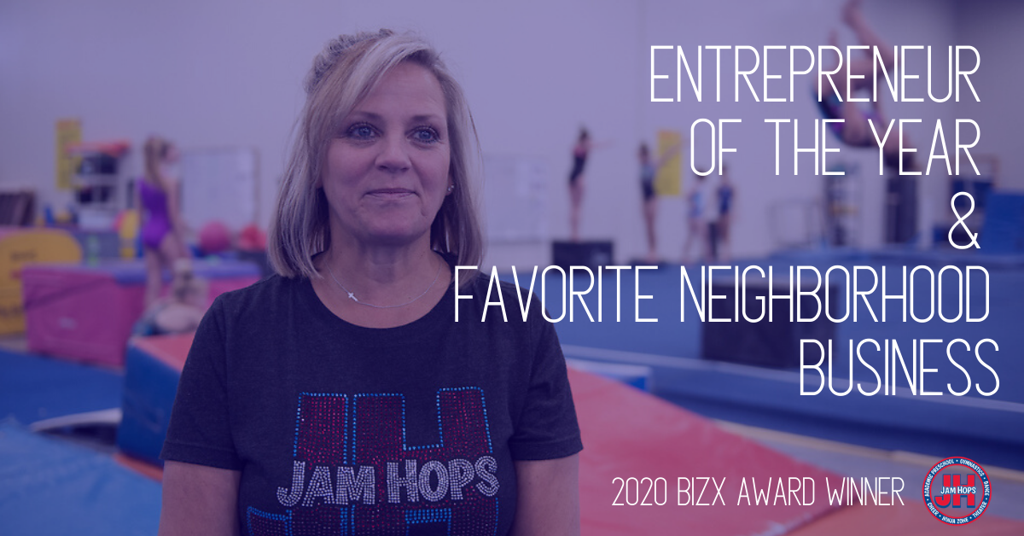 Entrepreneur of the Year and Neighborhood Business of the Year