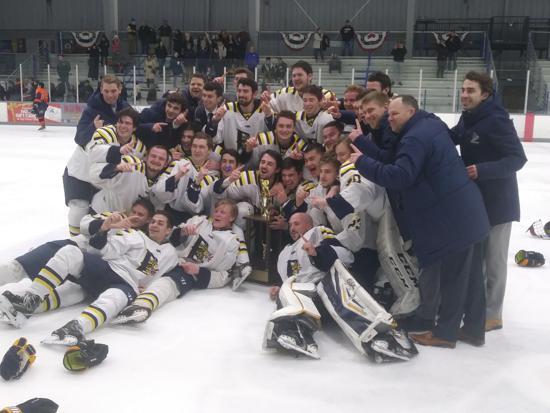 Delaware Valley Men S Collegiate Hockey Conference