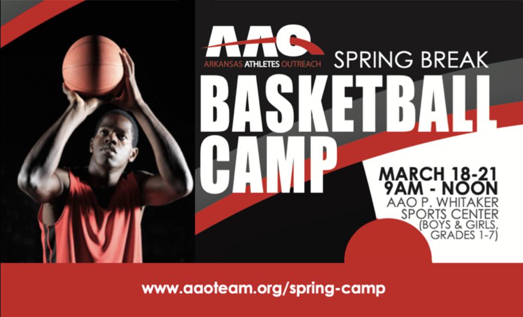 AAO Spring Break Camp