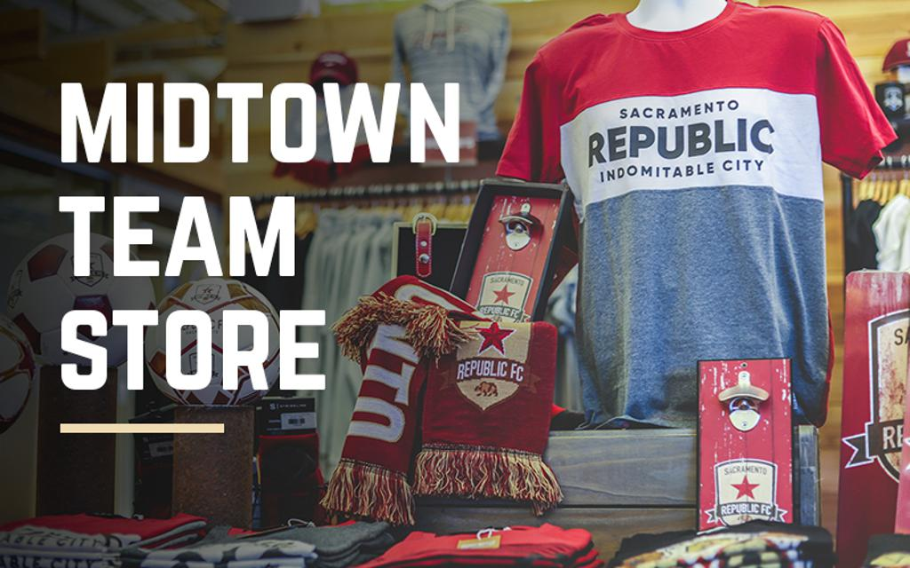 MIDTOWN TEAM STORE