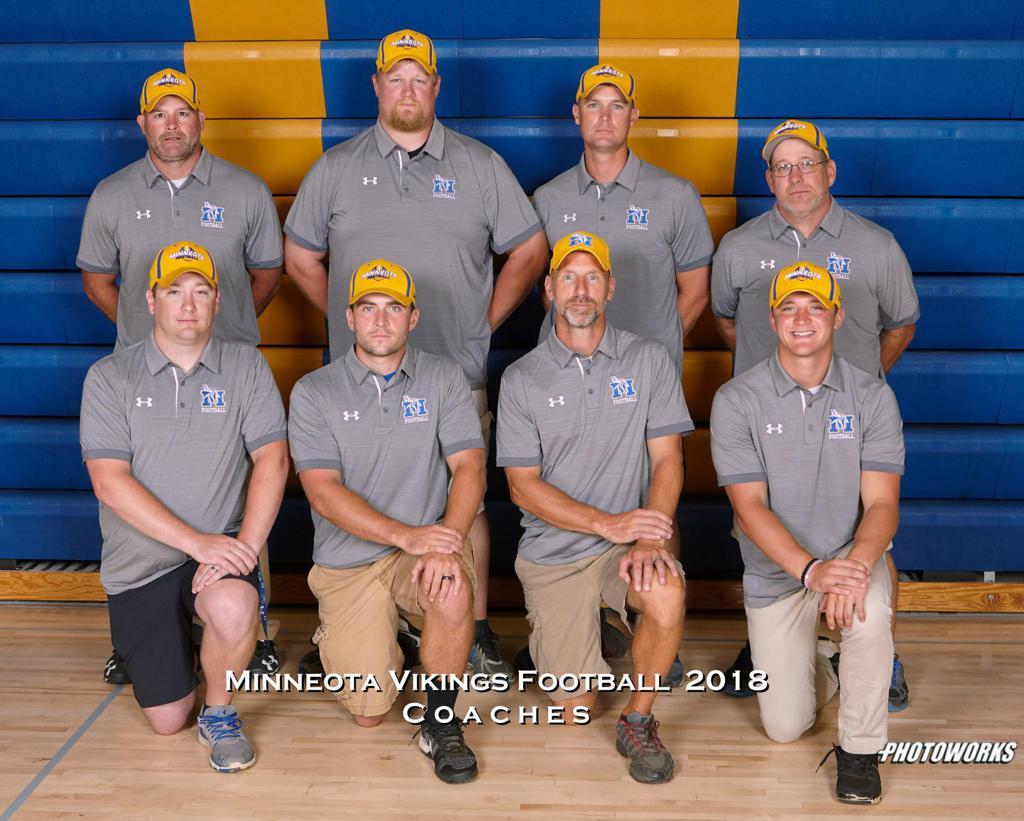 Minneota Coaches 2018