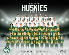 2020 freshman huskies small