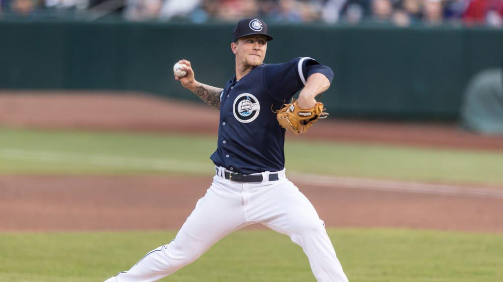 Former Detroit Metro Star Zach Plesac makes his MLB debut