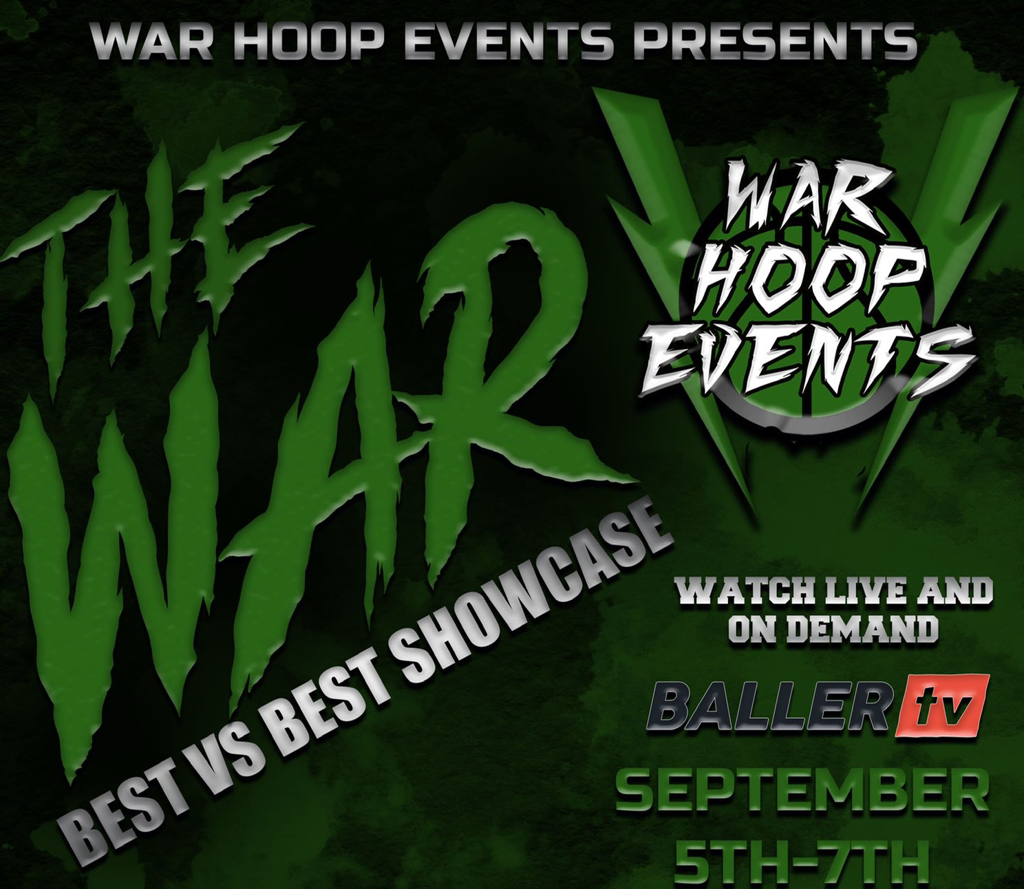 The War Tournament Dates