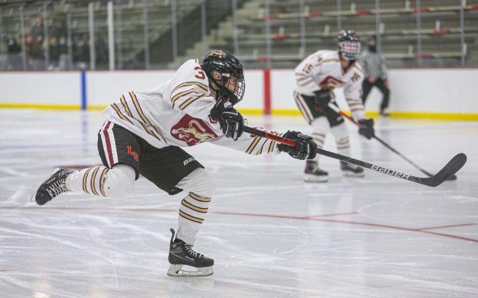 Lakeville South hopes to earn a regular-season sweep of Burnsville, and possibly this year's South Suburban Conference title, when the teams meet on Thursday. Photo by Mark Hvidsten, SportsEngine