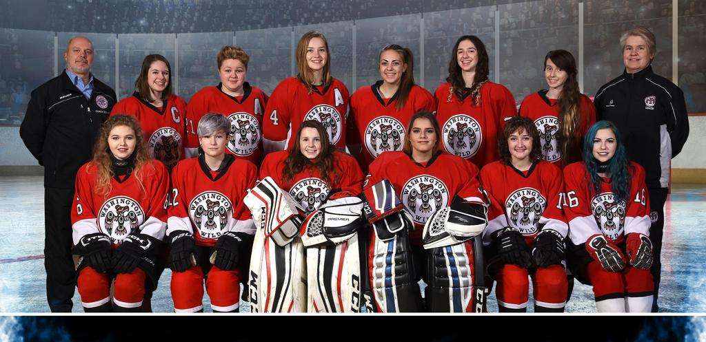 Washington Wild 19U Rep A Team